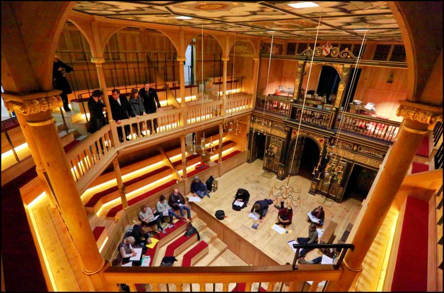 Rutgers Henry V